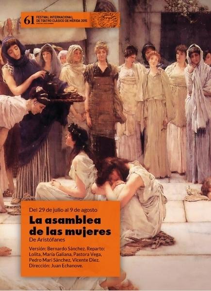 La asamblea de Mujeres