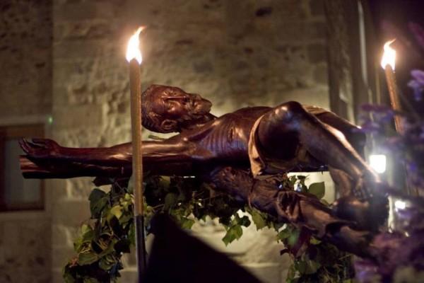 Imagen del Cristo Negro