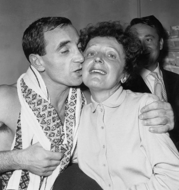 Edith Piaf_Charles Aznavour