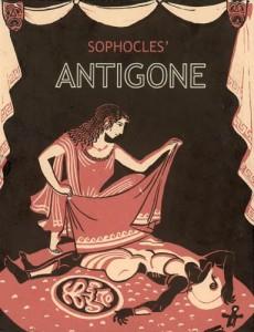 Antígona, una de las tragedias griegas más famsoas