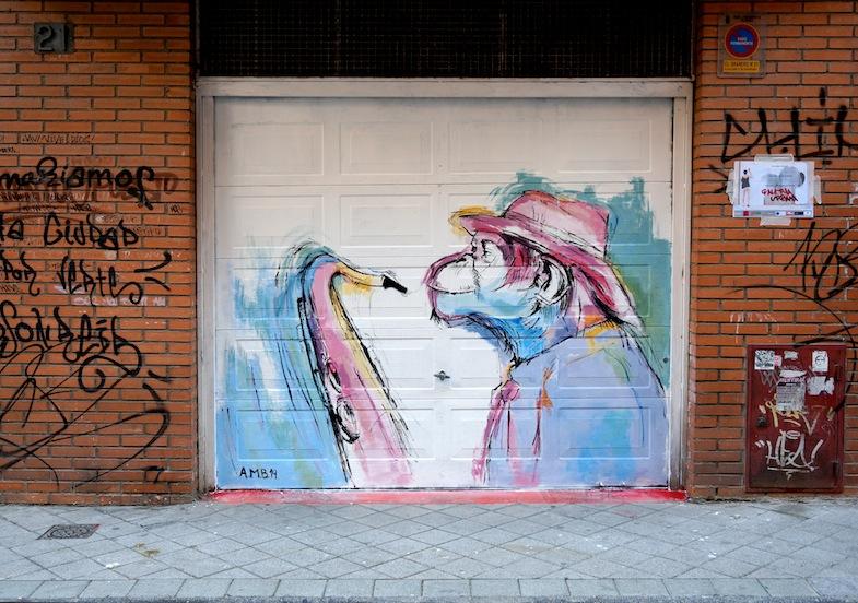 Monkey jazz, Alsira Monforte Baz