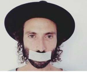 Leiva protesta en el Día sin música