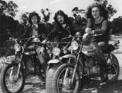 Led Zeppelin / Fuente: silodrome.com
