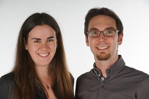 Pedro Estepa y Elena Ferrándiz, directores de Bienvenido Mr. Heston