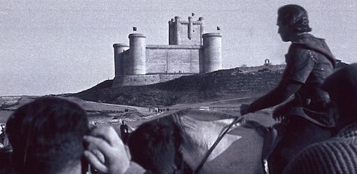 El castillo de Torrelobatón