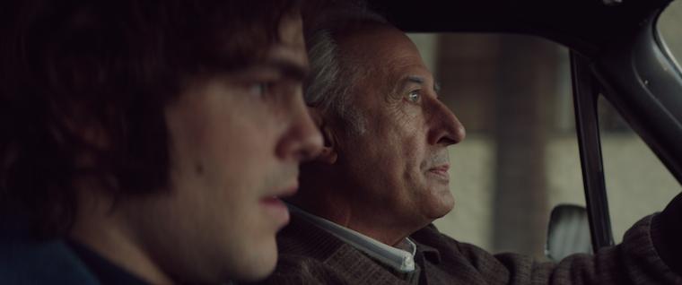 Peter Lanzani y Guillermo Francella interpretan a Alex y Arquímedes Puccio
