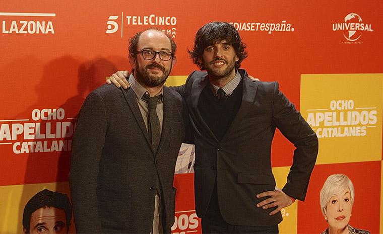 Borja Cobeaga y Diego San José