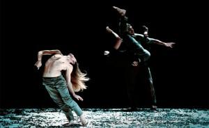 Un momento de la pieza 'Animal' durante el Festival Internacional Madrid en Danza 2011