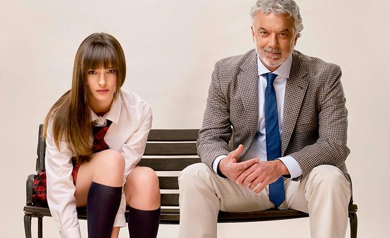 Adolfo Fernández y Susana Abaitua, protagonistas de la adaptación teatral de 'La flaqueza del bolchevique'