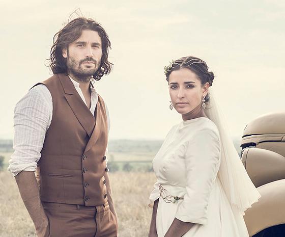 'La novia', con Álex García e Inma Cuesta