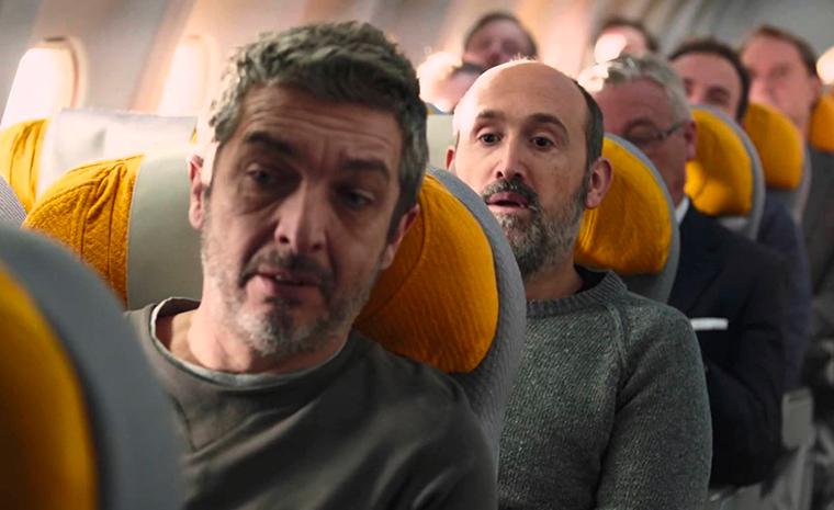 Ricardo Darín y Javier Cámara, nominados en las categorías de mejor actor protagonista y mejor actor de reparto por 'Truman'