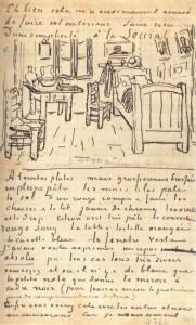 Carta de Van Gogh a Guguin, 17 de octubre de 1888