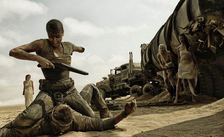 'Mad Max: Furia en la carretera' opta a 10 premios Oscar, entre ellos, a mejor película y director