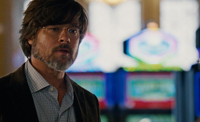 Brad Pitt, además de interpretar a Ben Rickert, también produce 'La gran apuesta'