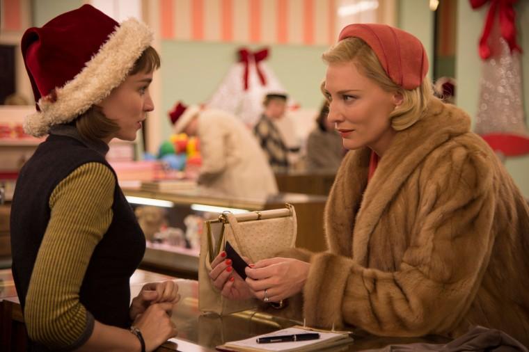 Ronney Mara y Cate Blanchett, nominadas a mejor actriz de reparto y mejor actriz principal respectivamente