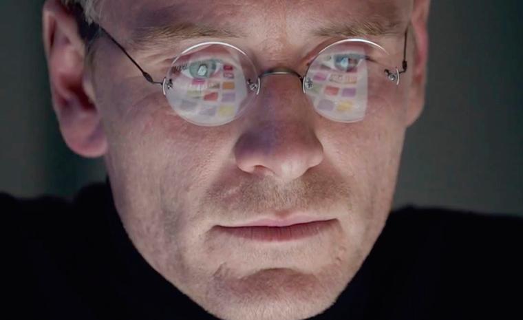 Michael Fassbender en el papel de Steve Jobs
