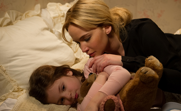 'Joy' podría costarle a Jennifer Lawrence su tercer Globo de Oro