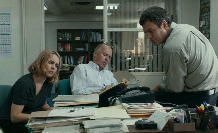 Rachel McAdams y Mark Ruffalo optan a los Oscar a mejor actriz y actor de reparto