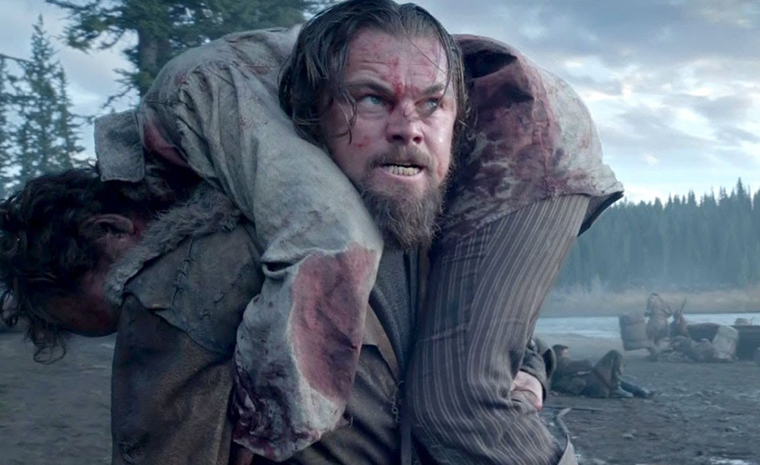 Hugh Glass le ha valido a DiCaprio un Globo de Oro, un Critics' Choice Movie Awards y recientemente el premio del Sindicato de Actores (SAG), entre otros