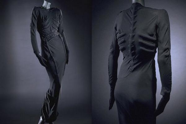 vestidoesqueleto