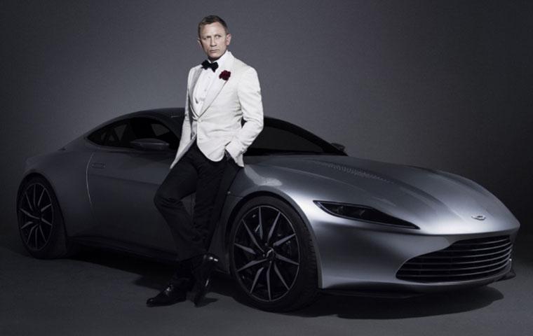 James Bond Spectre ok