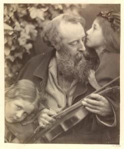 Whisper of the Muse · Julia Maragret Cameron · 1865
