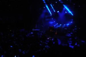 El público de la sala Joy Eslava durante el concierto | Foto de Guillermo Chaparro