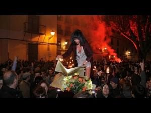 """Como cualquier procesión, Genaro tiene sus pasos. Este es del de """"la puta""""."""