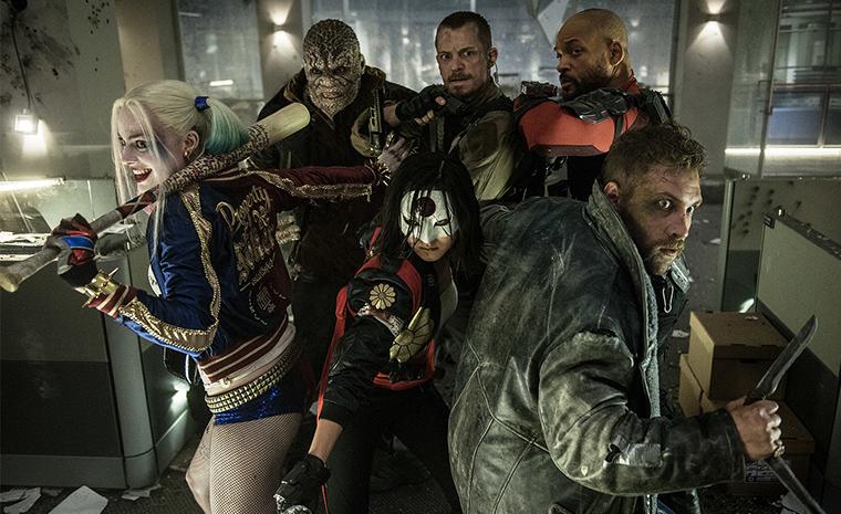 'Escuadrón Suicida' recupera a los principales supervillanos de DC Comics.