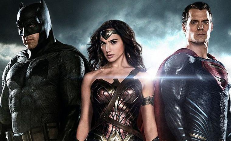 Batman, Wonder Woman y Superman llegan este miércoles a las taquillas españolas