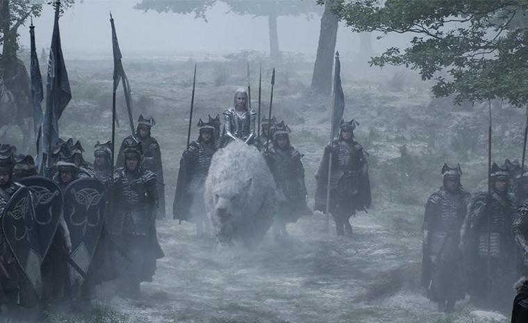 El director Cedric Nicolas-Troyan es un experto en el campo de los efectos visuales, como demostró ya en 'Blancanieves y la leyenda del cazador'