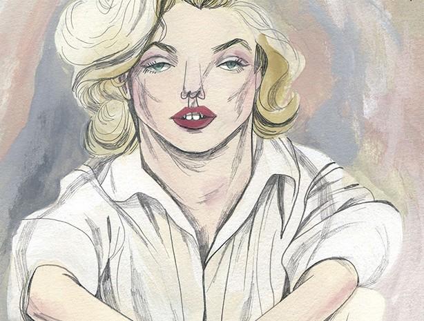El libro ilustrado, de María Herreros, salió a la venta en marzo
