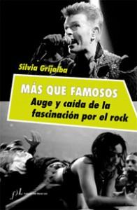 "Libro ""Más que famosos""."