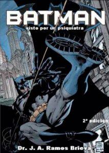 Portada de 'Batman visto por un psquiatra'