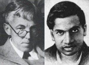 Hardy y Ramanujan