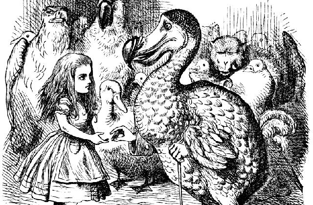 Ilustración de John Tenniel
