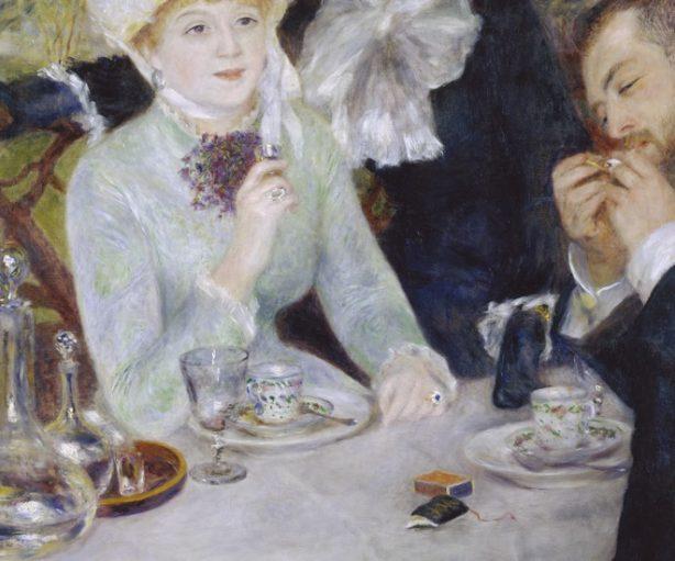 Almuerzo de Renoir