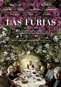Cartel de la película Las Furias