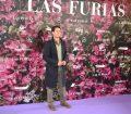 Antonio Zabalburu en el estreno de Las Furias