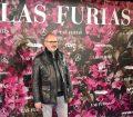 Joaquín Climent en el estreno de Las Furias