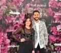 Ana del Rey y Miguel Diosdado en el estreno de Las Furias