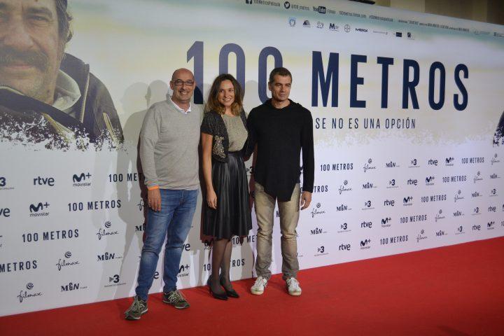 Félix Álvarez, Lourdes Verger y Toni Cantó