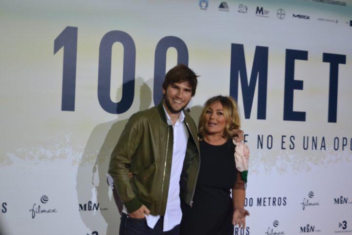 Lucas Vidal y Amaia Montero