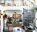 Escalera de Salón des fleurs