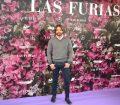 Félix Gómez en el estreno de Las Furias