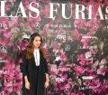 Hiba Abouk en el estreno de Las Furias