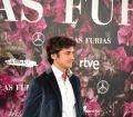 Jorge Pobes en el estreno de Las Furias
