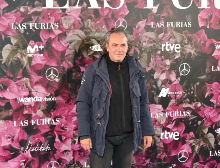 José Coronado en el estreno de Las Furias