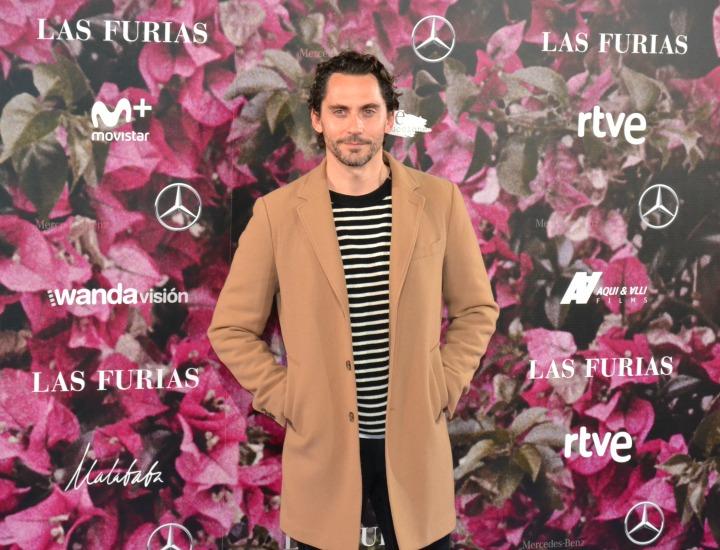 Paco León en el estreno de Las Furias