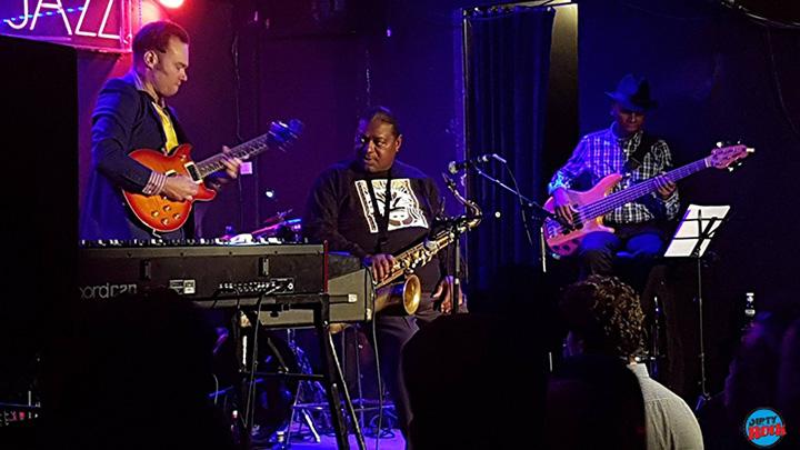 Pee Wee Ellis y su banda